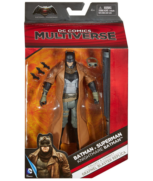 DC MULTIVERSE NIGHTMARE BATMAN 6.75""