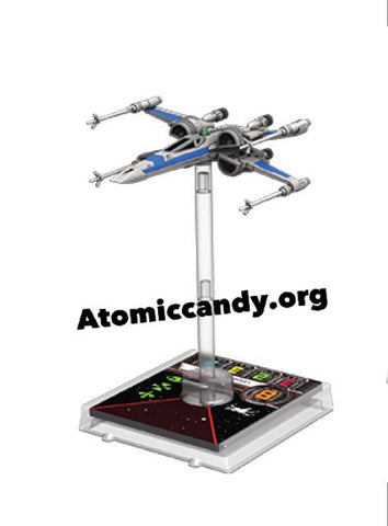 T 70 X wing miniatures TFA x wing expansion