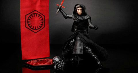 Star Wars Celebration 2016 Hasbro Black Series Exclusive Kylo Ren