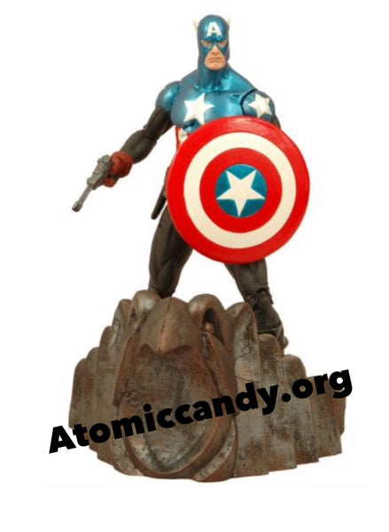 Marvel Select Captain America Action Figure