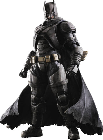 BATMAN V SUPERMAN: DAWN OF JUSTICE PLAY ARTS KAI: ARMORED BATMAN FIGURE