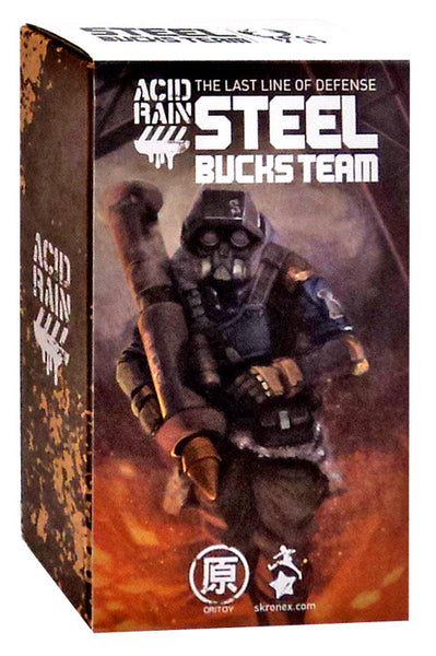 ACID RAIN FIGURE STEEL BUCKS TEAM