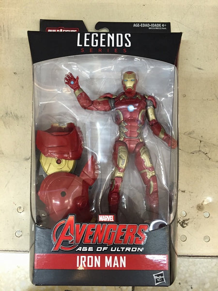 MARVEL LEGENDS IRON MAN AOU HULBUSTER EXCLUSIVE WAVE