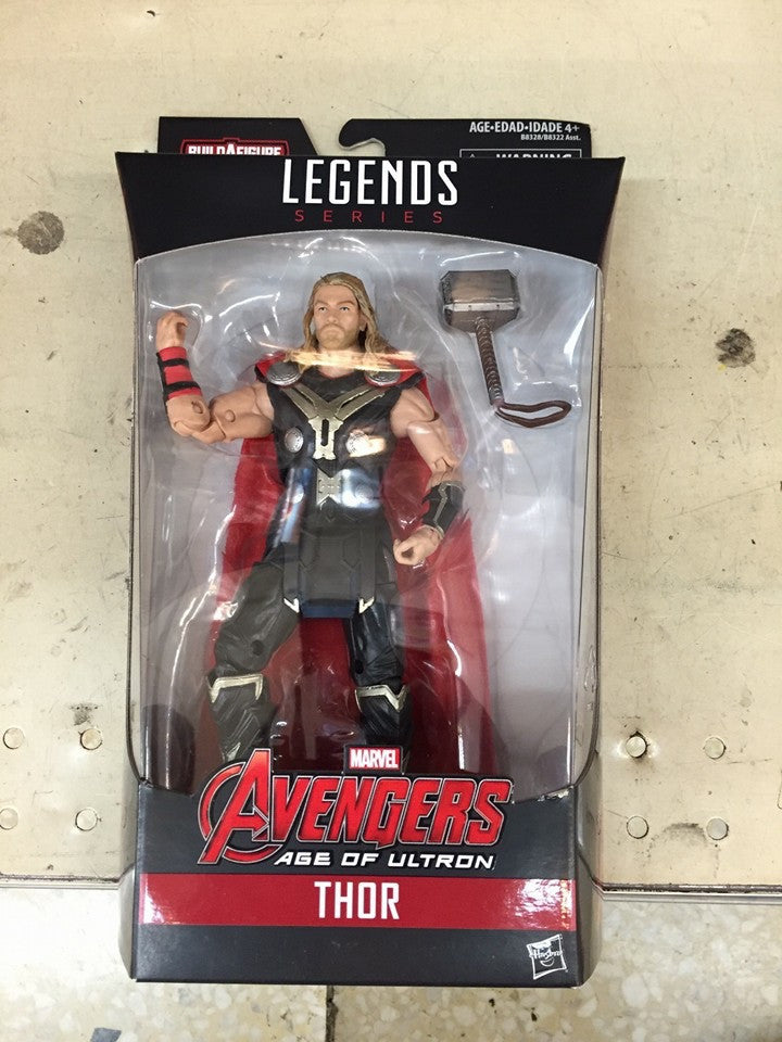 Marvel Legends Thor Aou Hulkbuster Exclusive Wave Atomic