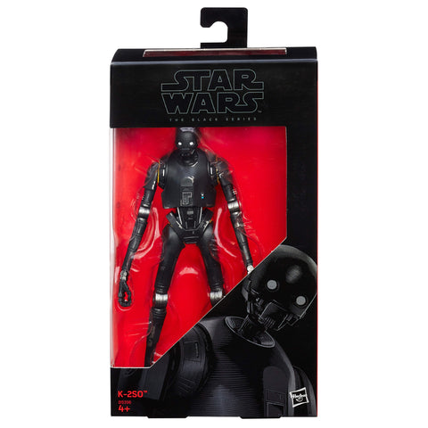 Star Wars black series rouge one  Black Series 6″ K-2SO