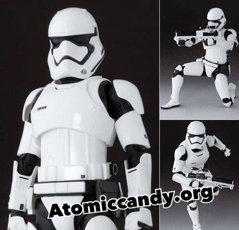 S.H. Figuarts - First Order Stormtrooper Star Wars: The Force Awakens
