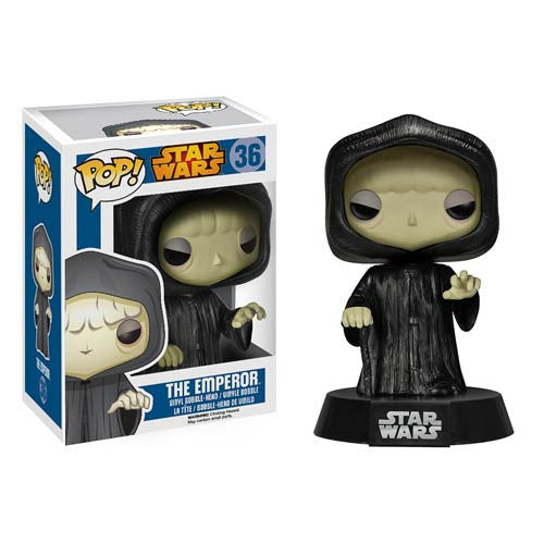 Funko pop Star Wars emperor