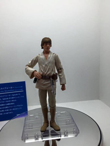 Star Wars S.H. Figuarts Luke Episode IV: A New Hope