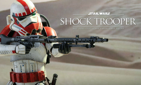 Hot toys Star Wars battle front shock trooper