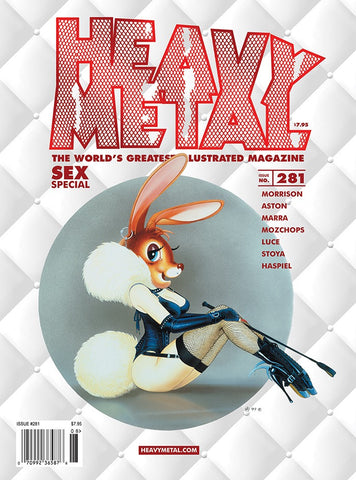 Heavy Metal issue 281
