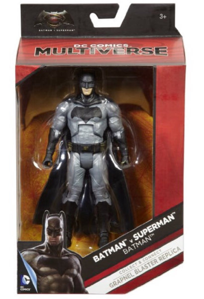 Batman v Superman: Dawn of Justice Batman Multiverse Movie Action Figure