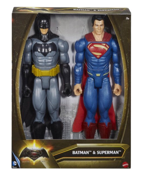 Batman V Superman Figure 2-Pack
