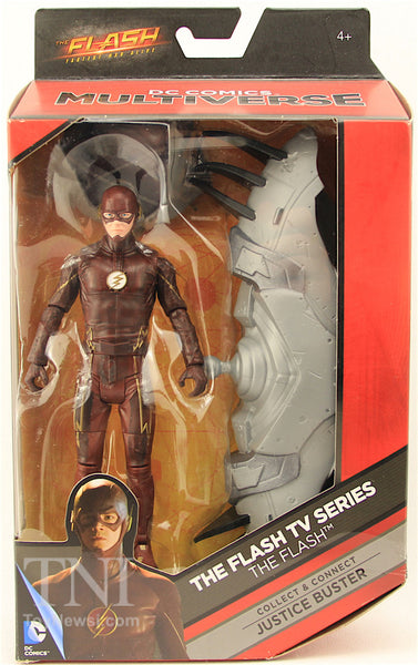 "DC Multiverse: 6"" Flash TV Action Figure"