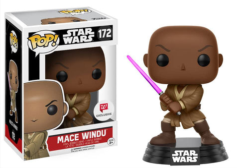 FUNKO POP Mace Windu Walgreen Exclusive Star Wars