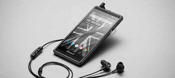Marshall London 4G Android Music Smart Phone