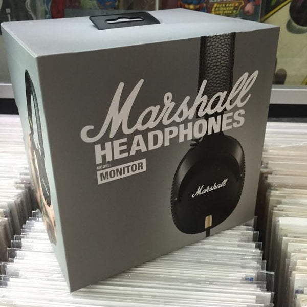 Pre Order Marshall Monitor Head Phone