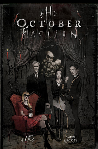 OCTOBER FACTION VOL. 1 TPB