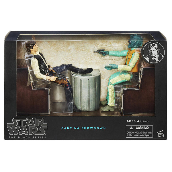 Star Wars The Black Series Cantina Showdown Set