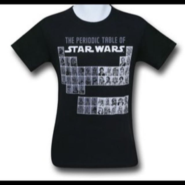 Periodical Star Wars T Shirt