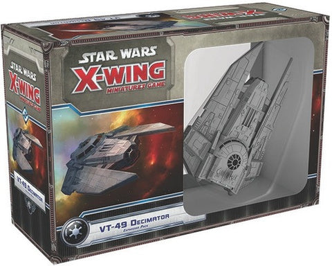 Star Wars X Wing Decimator
