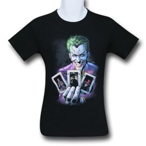 Pick A Card Joker T Shirt