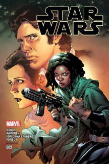 Marvel Star Wars #9