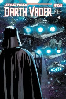 Star Wars Darth Vader (2015) #9