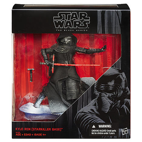 Star Wars The Black Series 6-inch Kylo Ren (Starkiller Base)
