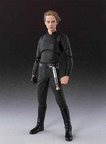 BANDAI Star Wars S.H. Figuarts Luke Return of the Jedi