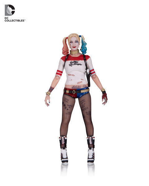 DC Collectables: Suicide Squad Movie Harley Quinn