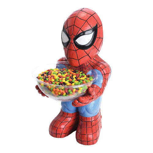 Rubies Marvel Universe Classic Collection Spider-man Candy Bowl Holder