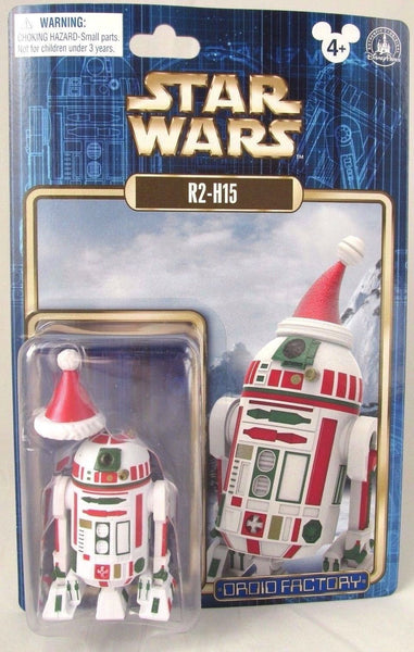 Star Wars 2015 Disneyland Exclusive R2-H15 Droid Holiday Limited Edition