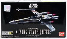 Bandai Star Wars X wing Micro Model Kit 002
