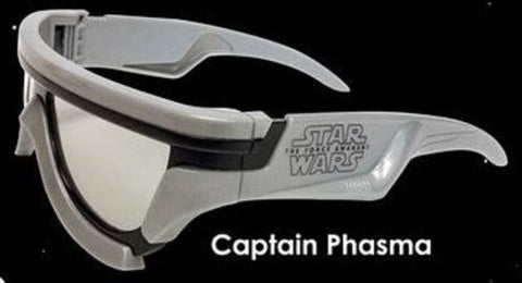 STAR WARS The Force Awakens Captain Phasma REAL D 3D Glasses 3-D Limited Edition