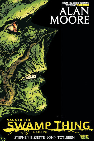 SAGA OF THE SWAMP THING BOOK 1 TPB