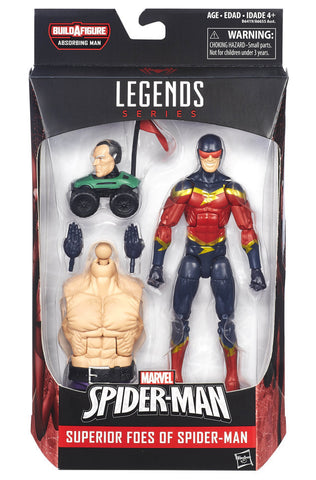 Speed Demon Marvel Legends Wave 5