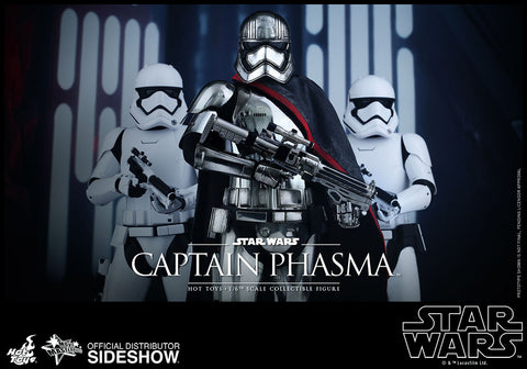 Hot Toys - Side Show Star War Captain Phasma Figure - Pre Order