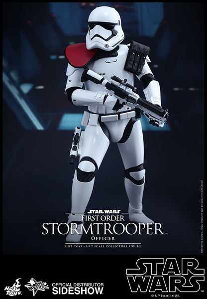 Hot Toys First Order Stormtrooper Officer - Pre Order