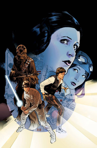 STAR WARS VOL 4 #16 STUART IMMONEN VARIANT
