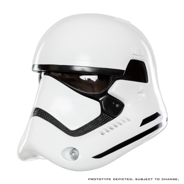 ANOVOS - Star Wars The Force Awakens First Order Stormtrooper Helmet