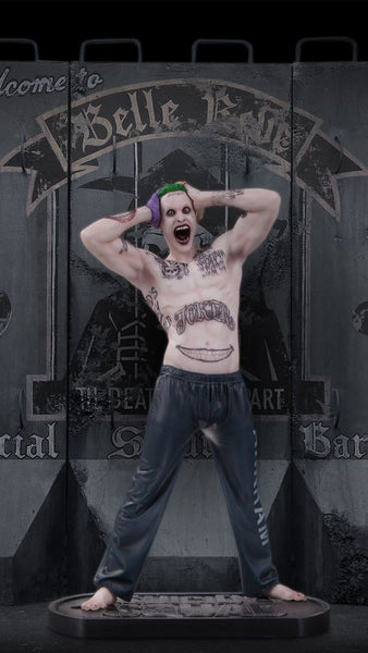 The Joker Suicide Squad Movie Statue