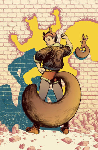 UNBEATABLE SQUIRREL GIRL #6 WOMEN OF POWER VARIANT (ANIMAL HOUSE PART 1)