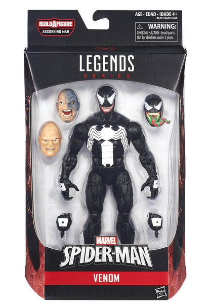 Venom Marvel Legends Wave 5