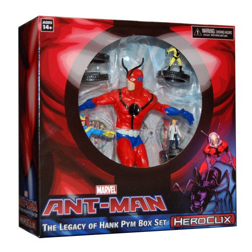 Heroclix Ant-Man Heroclix Box Set