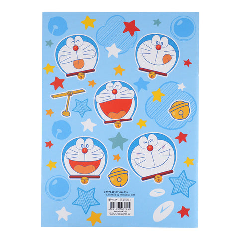 Doraemon Notebook 單行簿