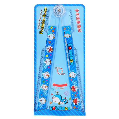 Doraemon Multi-Function Foldable Ruler 多用途折疊尺