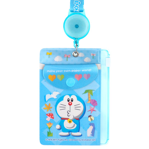 Doraemon PVC Card Holder 証件套