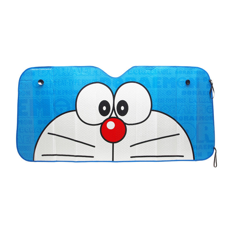 Doraemon Car Sunshade 汽車太陽擋