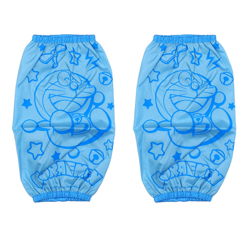 Doraemon Kid's Pinafore & Sleeves Set - L size 小童圍裙連手袖-大碼