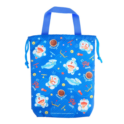Doraemon Drawstring Bag (M) 索繩袋 (中)